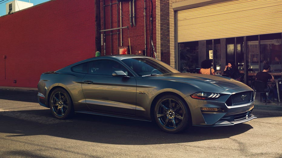 2018 Ford Mustang GT FBN