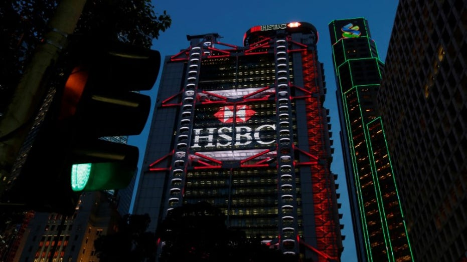 HSBC shares plunge to lowest since 1995, StanChart falls after 'FinCEN' leak