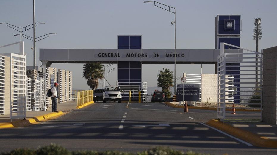 General Motors GM Mexico factory FBN