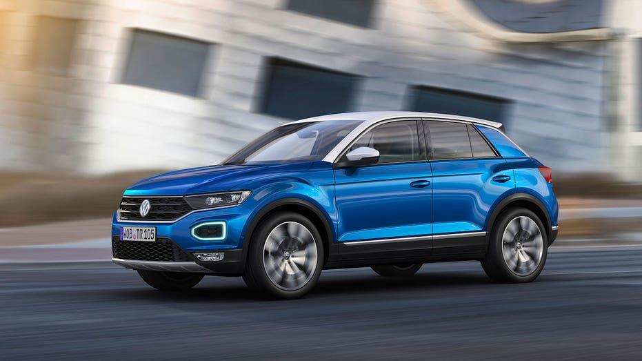 2018 Volkswagen VW T-Roc AP FBN