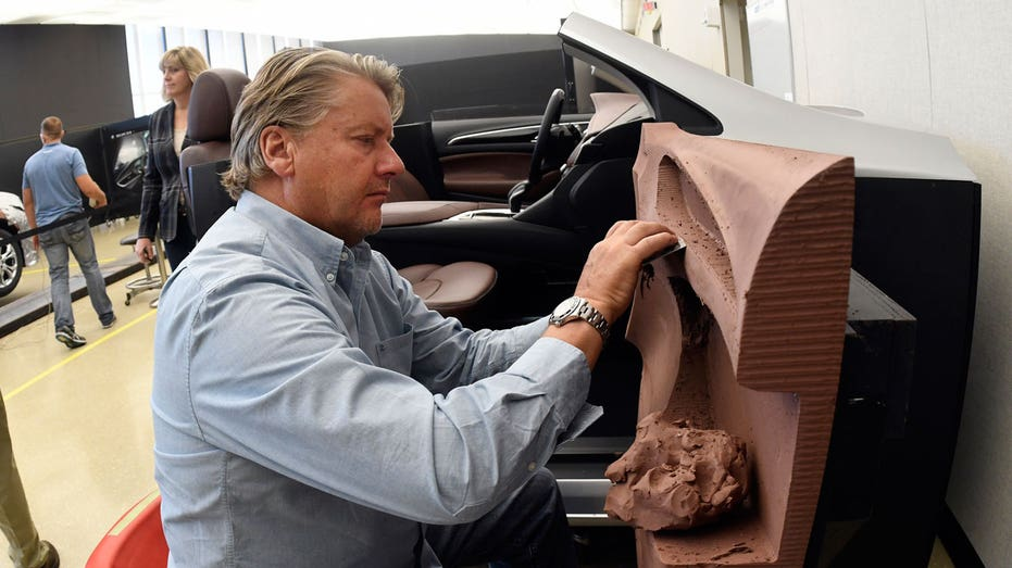 In A High Tech World Car Designers Still Rely On Clay Fox Business