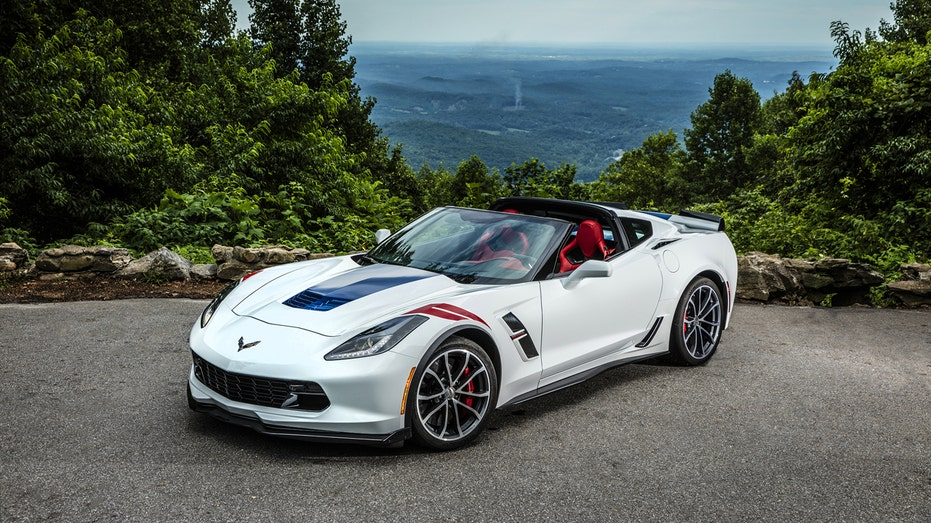 2017 Chevrolet Corvette Grand Sport FBN