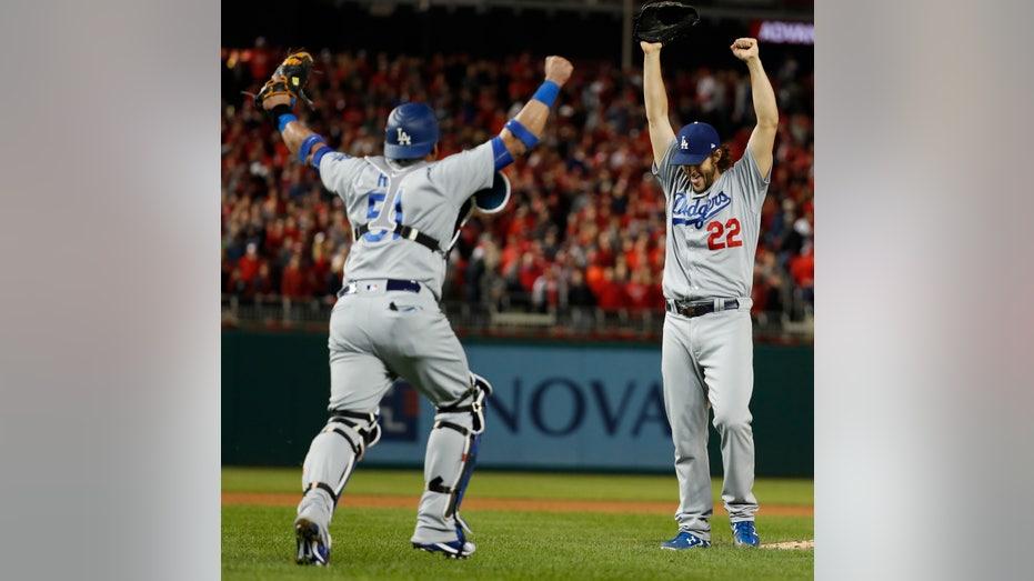 Dodgers Clayton Kershaw 2016 NLDS FBN
