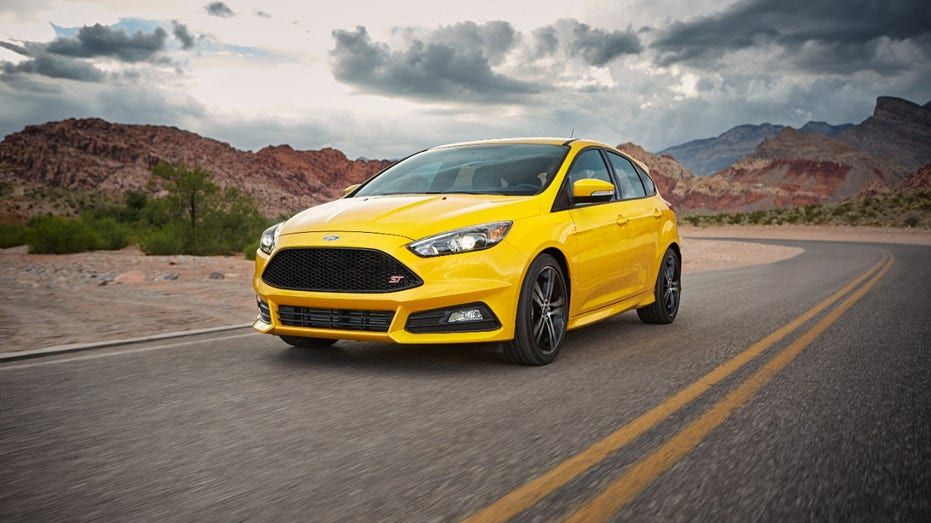 Ford Focus 2017 FBN