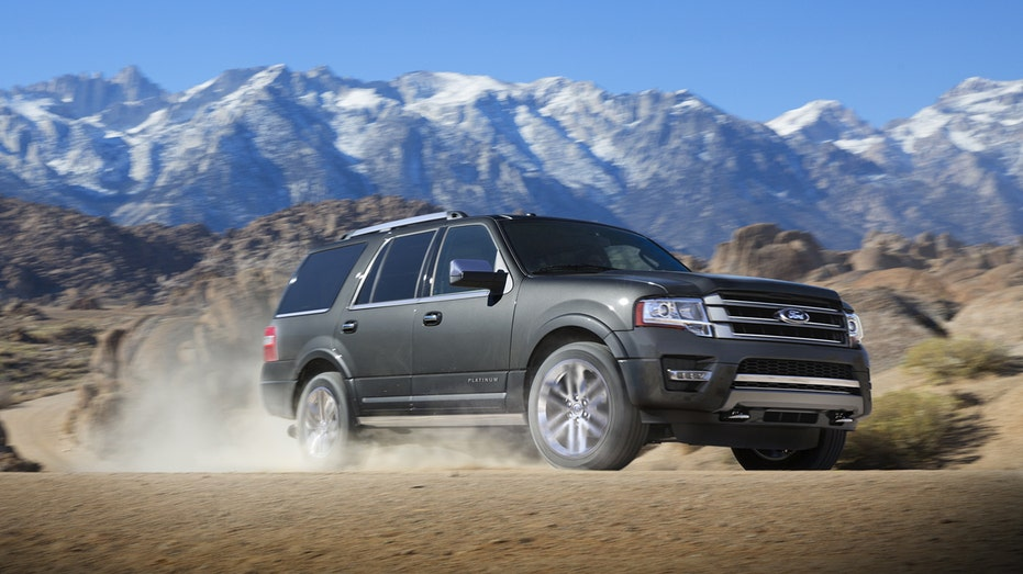 2017 Ford Expedition FBN