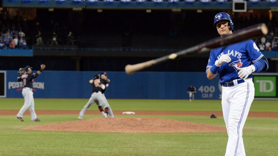 Indians Blue Jays MLB ALCS FBN