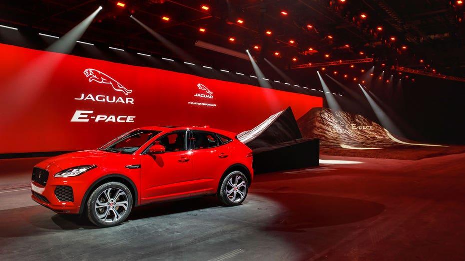2018 Jaguar E-Pace FBN