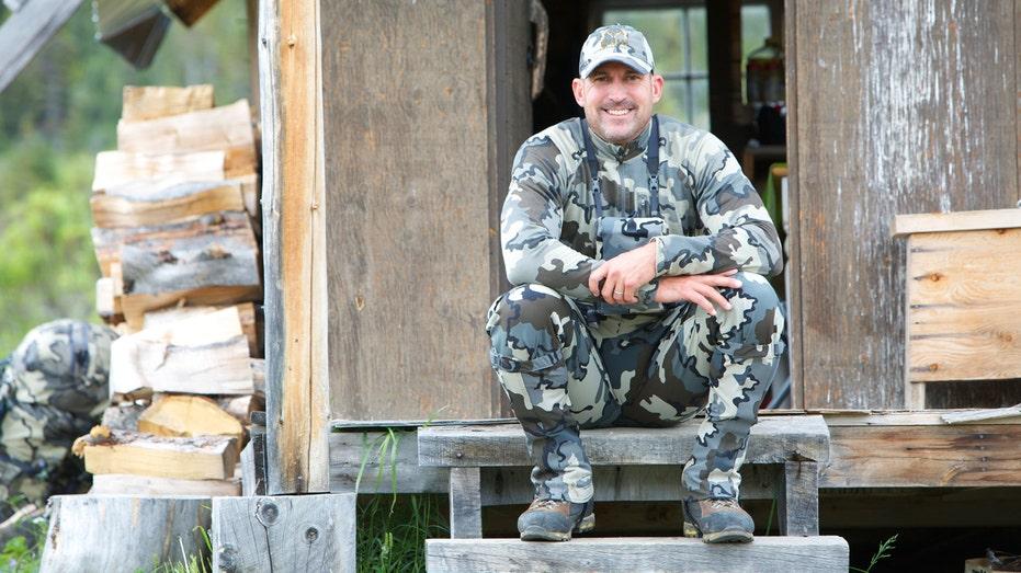 Kuiu Jason Hairston hunting cabin cropped FBN