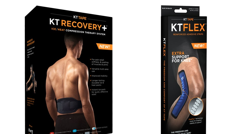 KT Tape new products FBN