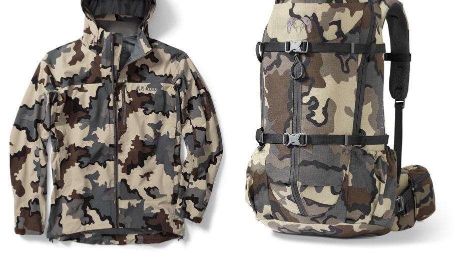 Kuiu hunting camo products FBN