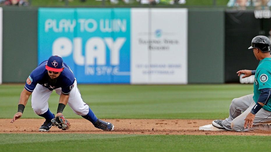 Leonys Martin Seattle Mariners baseball FBN