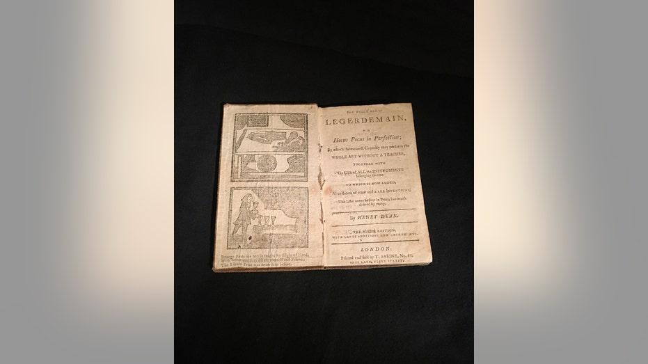 SI3 Magic Book 6