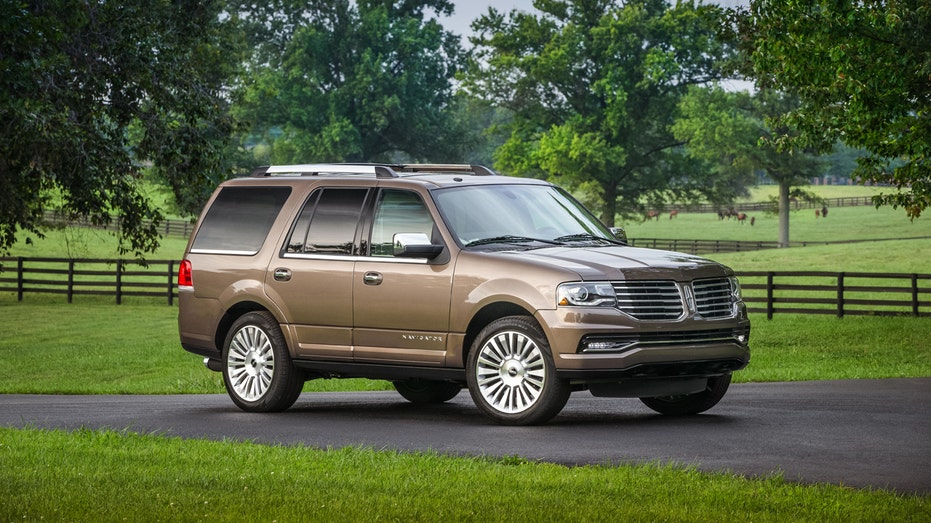 2015 Lincoln Navigator FBN