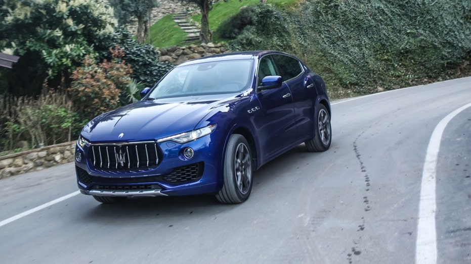 2017 Maserati Levante FBN
