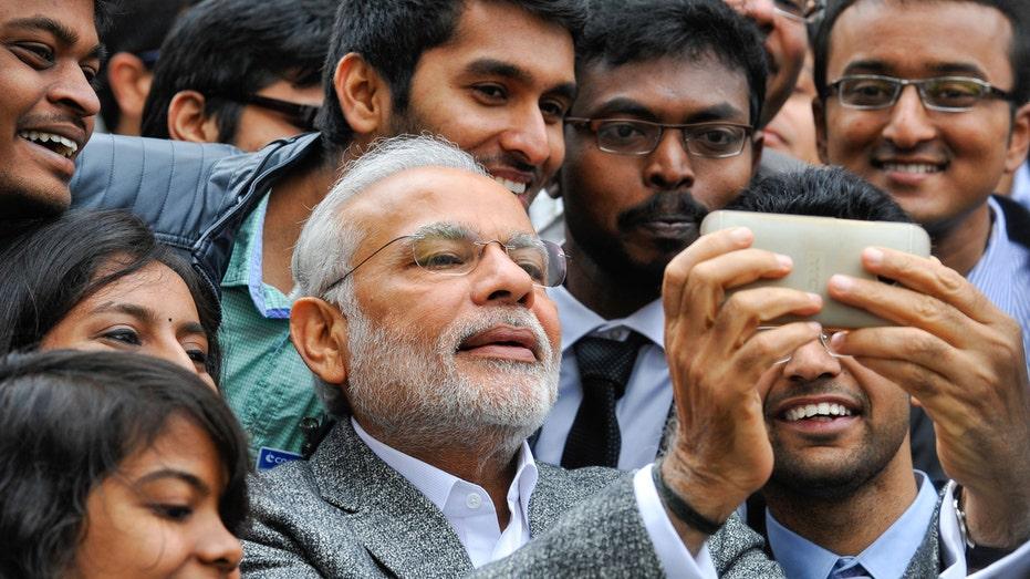 Modi, India PM