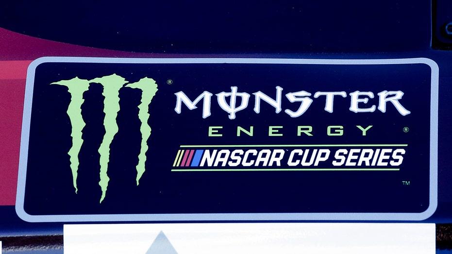 NASCAR Monster Cup Series logo FBN
