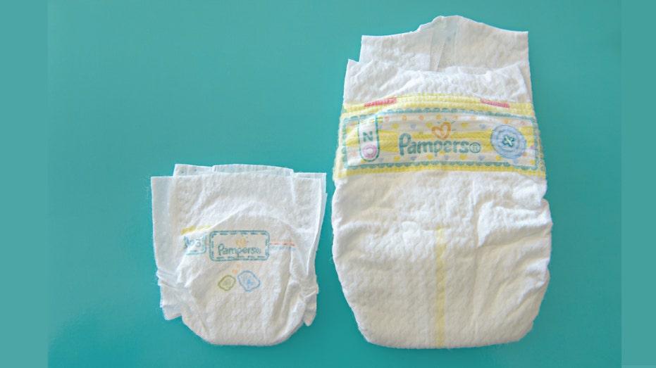 p3 diaper