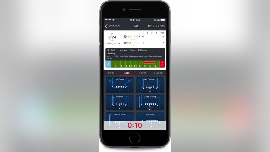 Project FANchise Mobile App FBN