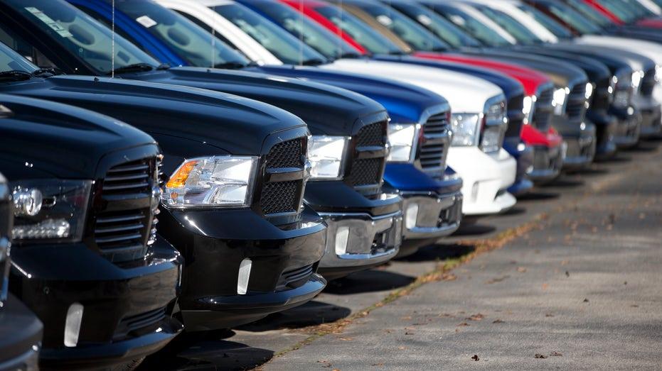 Ram trucks Fiat Chrysler FBN