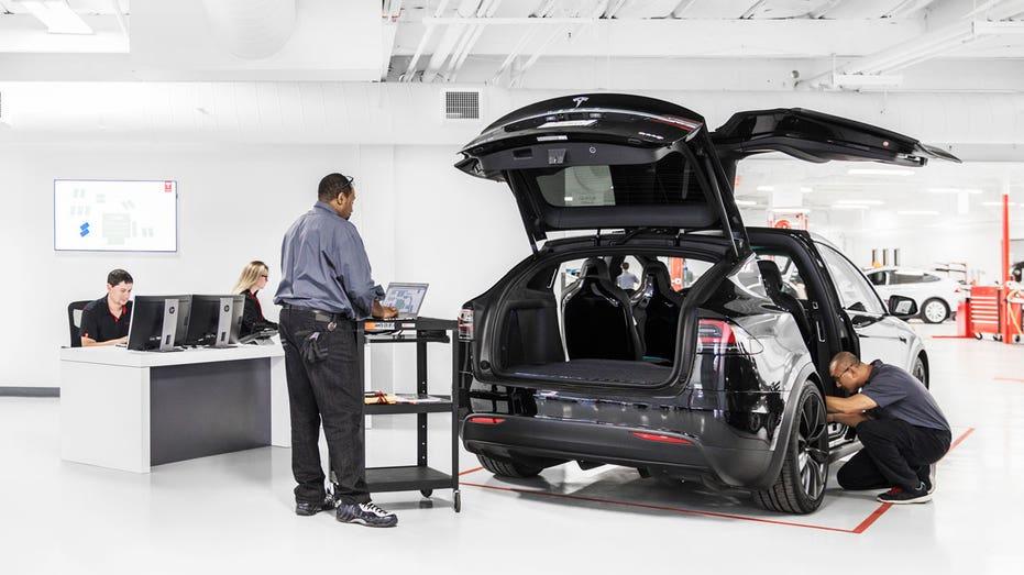 Tesla mechanics FBN