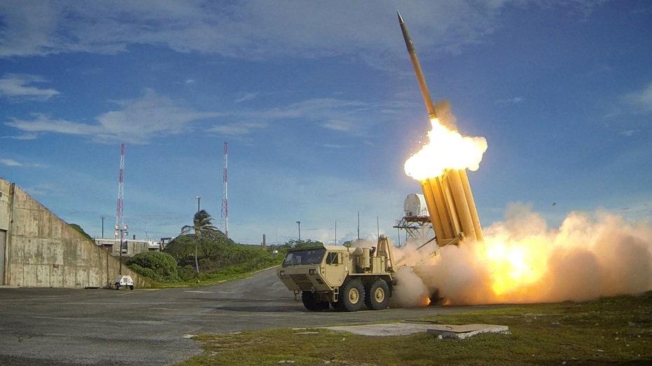 THAAD missile defense system FBN