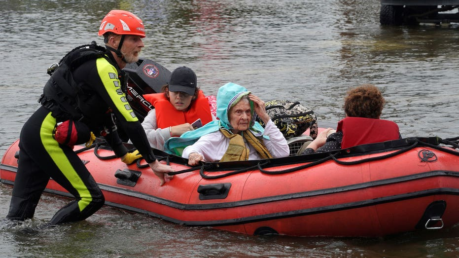 Water Rescue  Reuters Rick Wilking