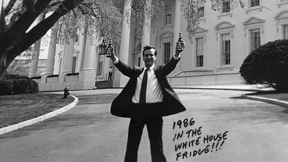 Sam Adams Beer White House FBN