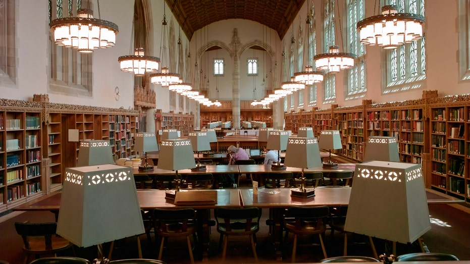 Yale library FBN