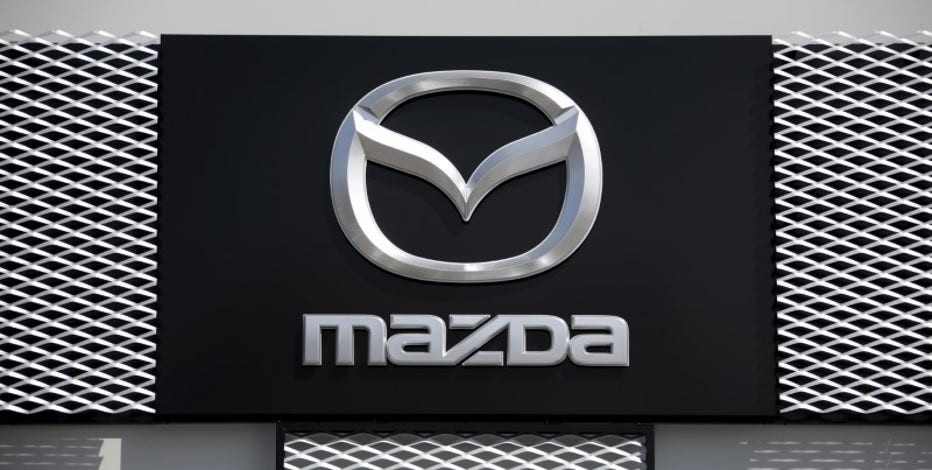 Mazda recalls over 262K vehicles to fix engine-stalling