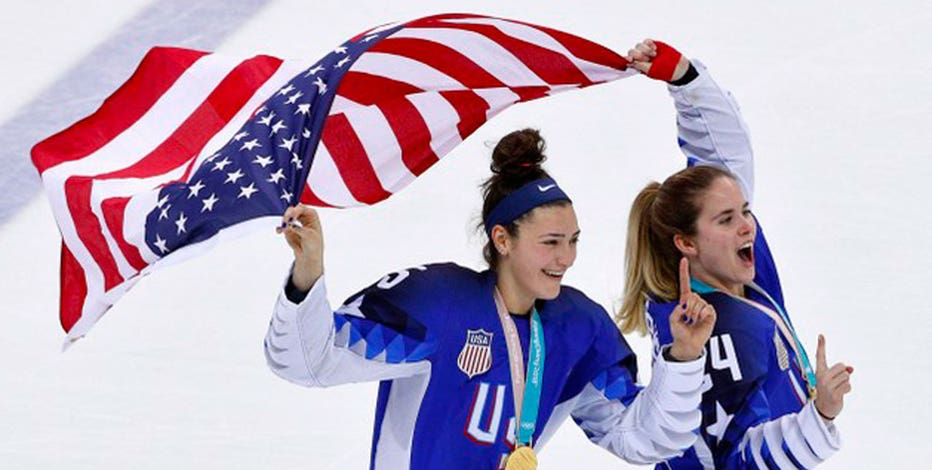 Reasons Why Team USA Women's Hockey Gold Was Epic