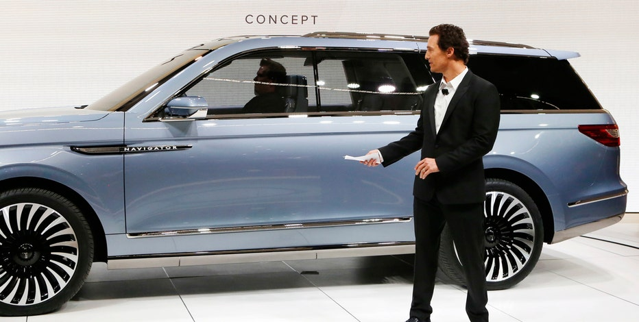 Luxury Suvs Steal The Show In New York Fox Business