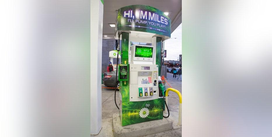BP Tests High-Tech Pumps in Bid for Millennial Drivers   Fox Business