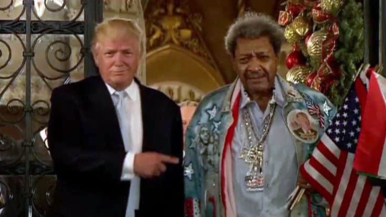 DON KING Trump shocked world Exceeding expectations