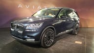 The Lincoln Aviator is a twin-turbocharged hybrid SUV