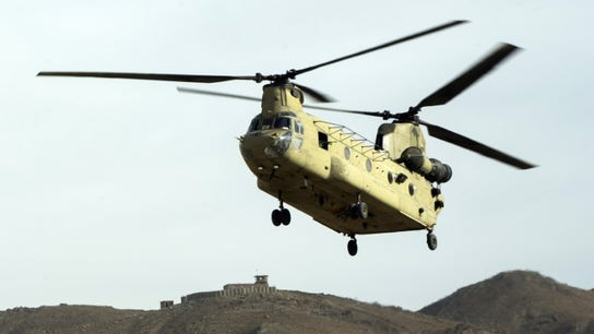 Boeing says Israel may opt for Chinooks over Sikorsky choppers