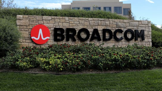 Broadcom drags down chip stocks after cutting revenue guidance