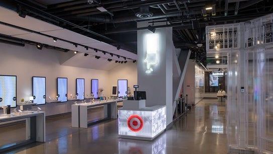 Inside Target's Trippy 'Open House' Smart Home Demo