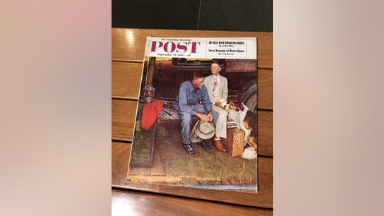 Mystery of Norman Rockwell fake leads to $15 million inheritance