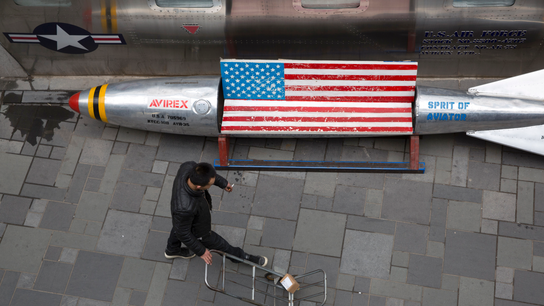 China targets $3 billion of US goods in tariff spat