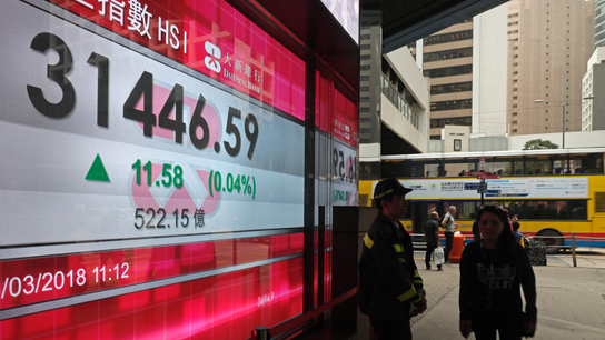 Stocks edge up after Trump announces new economic adviser