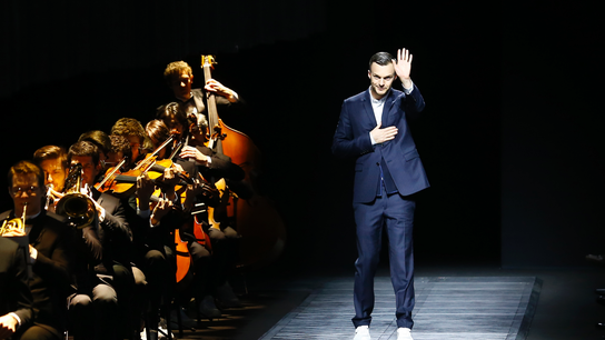 Dior men's designer Kris Van Assche departs after 11 years