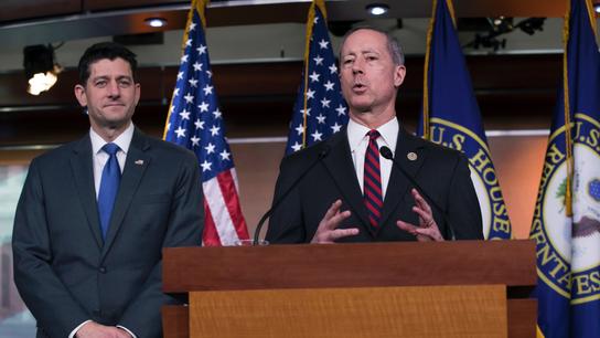 The Latest: Senate approves $1.3 trillion spending bill