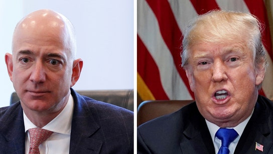 Trump unleashes on Amazon: Attacks may be personal, Varney says