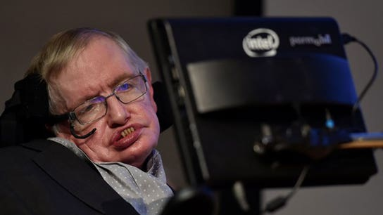 Stephen Hawking dies at the age of 76 - Report