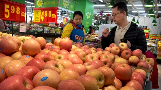 China imposing new tariffs on US meat, fruit, other products