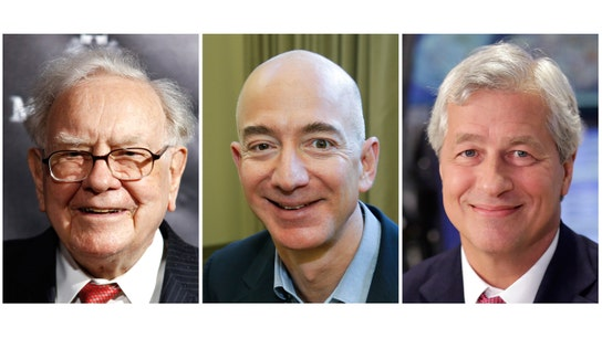 Amazon, JPMorgan, Berkshire Hathaway have healthcare CEO in mind: Dr. Cosgrove
