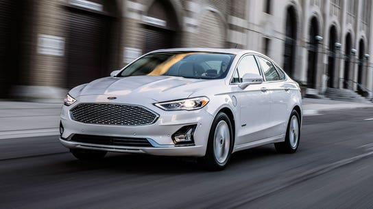 Ford to drop slow-selling sedans from lineup by 2020