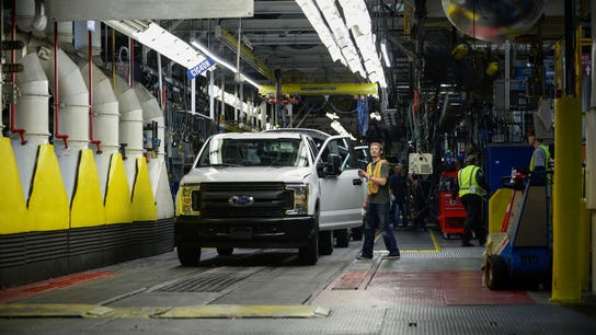 Ford to resume F-150, Super Duty production