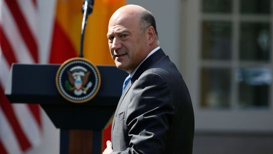 Gary Cohn and the meeting that may have ended his White House role