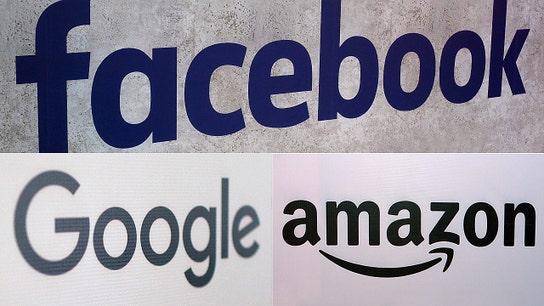 Tech names send lobbying efforts soaring